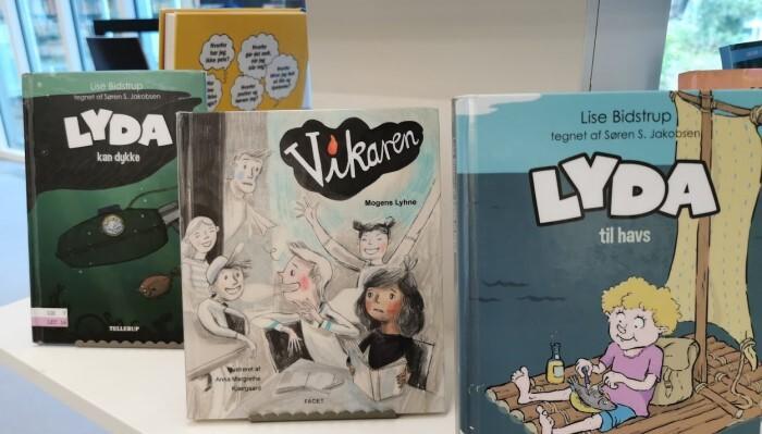 Nye børnebøger