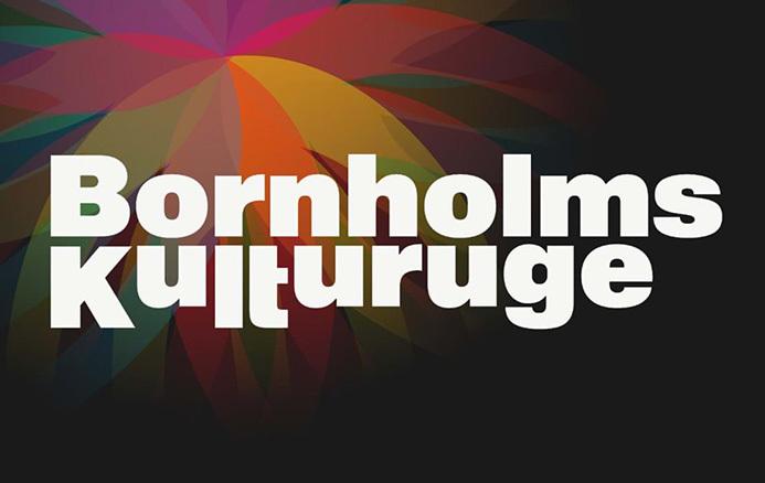 Bornholms Folkebiblioteker deltager i Kulturugen 2020