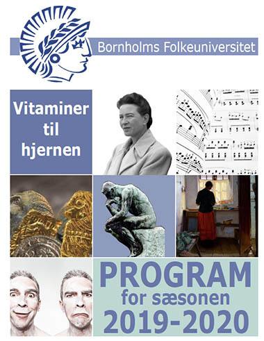 Folkeuniversitetet - programmet for den kommende sæson er klar!