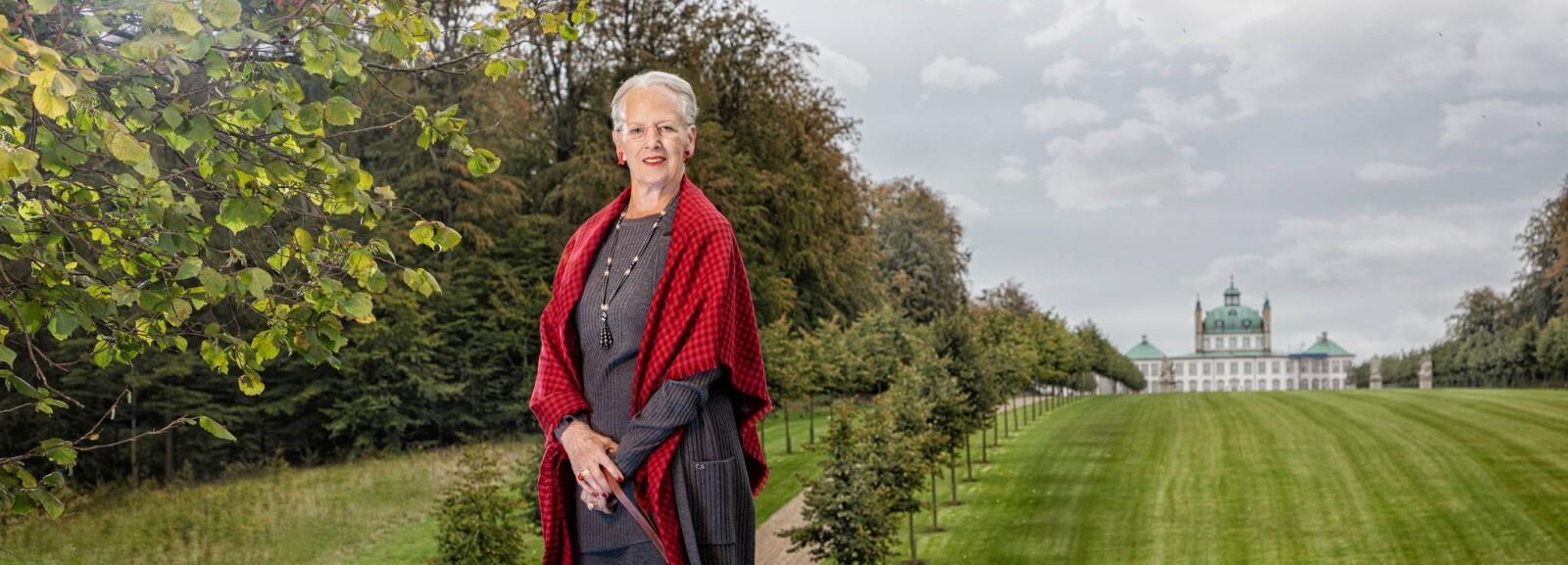 Kom tæt på Dronning Margrethes kreative sider