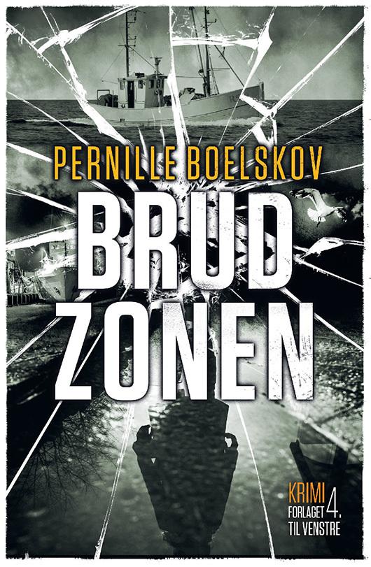 Bornholmerkrimi: Ny krimi fra Pernille Boelskov - Brudzonen