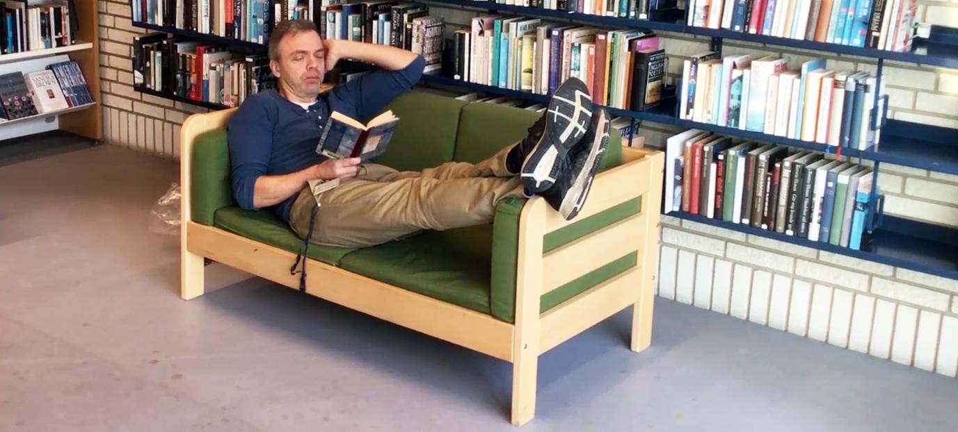 Michael anbefaler: I små videoer anbefaler bibliotekar Michael Lauridsen bøger og andre medier, som optager ham lige nu