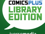 ComicsPlus: Engelsksprogede tegneserier og graphic novels på app'en Library Pass