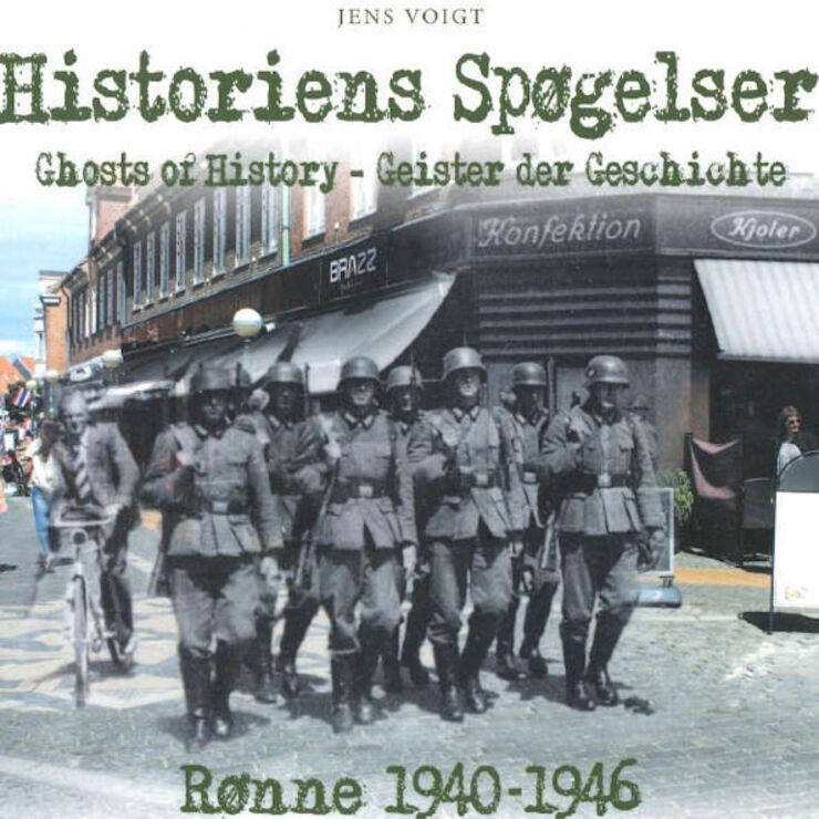 Udstilling: Historiens spøgelser - Rønne 1940-46. Sidste dag 11. marts