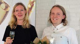 Munch-Christensens Kulturlegat - Danmarks største debutantpris - går til Glenn Bech for 'Farskibet' og til Maria Hesselager for 'Jeg hedder Folkví'.