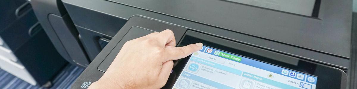 Kopi, print og scan