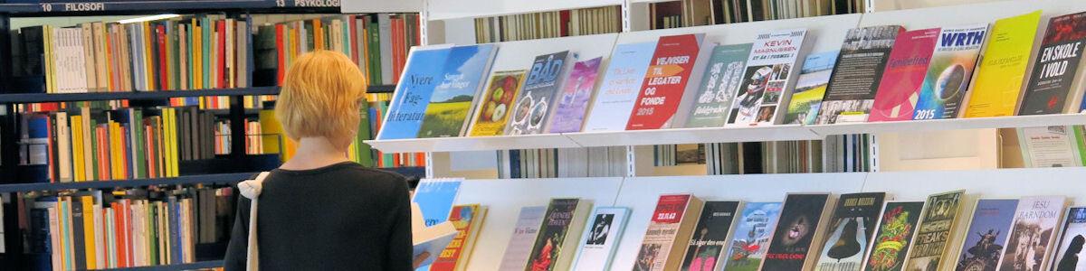 Ny låner ved Bornholms Folkebiblioteker