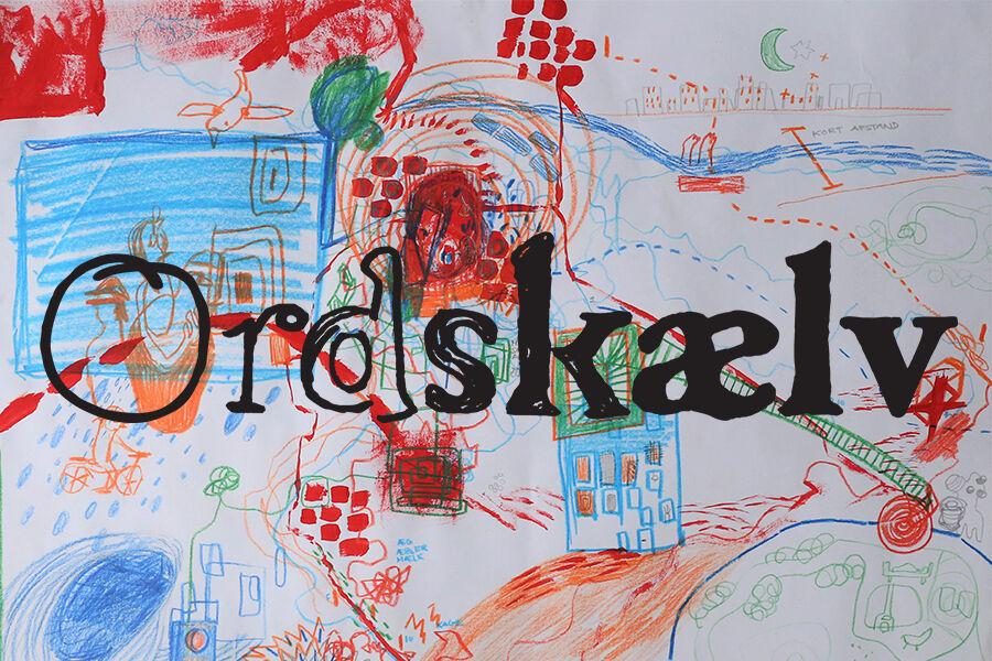 Det prisvindende nonprofit-forlag Ordskælv skaber d. 28. juni et kunstværk sammen med unge fra Rønne og omegn.