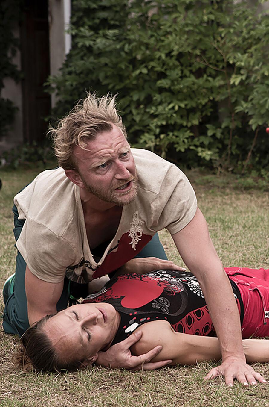 Bornholms Internationale Gadeteaterfestival 2021: Romeo & Julie