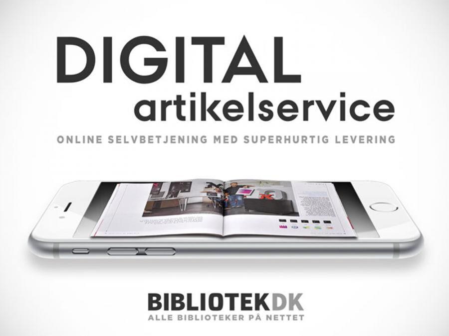 Digital artikelservice i Bibliotek.dk