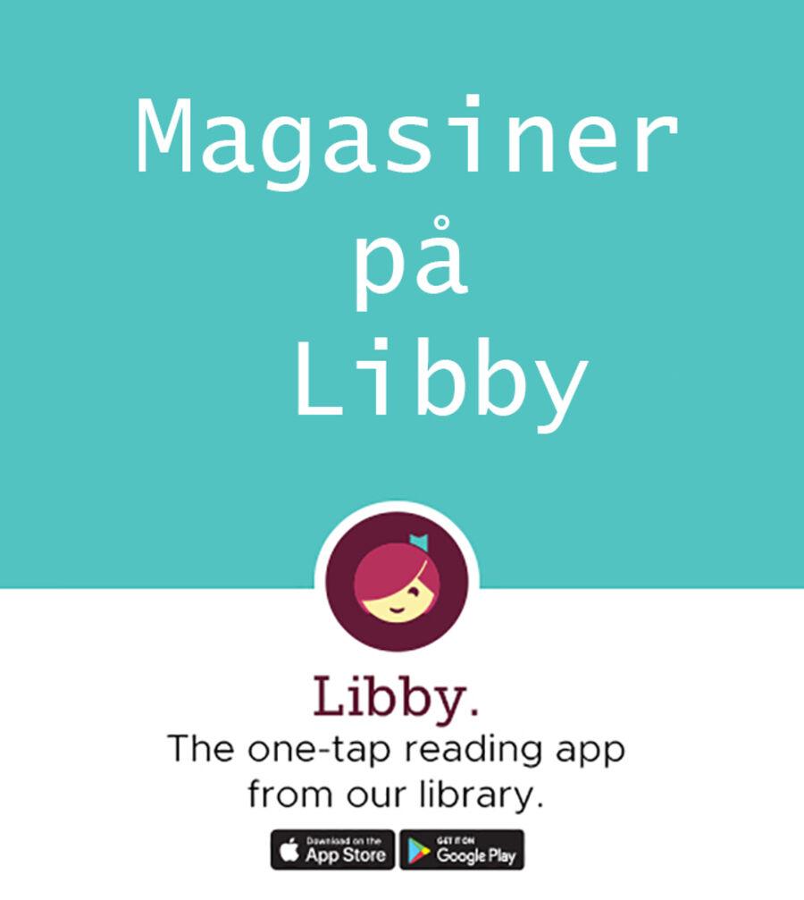 Digitale magasiner på Libby