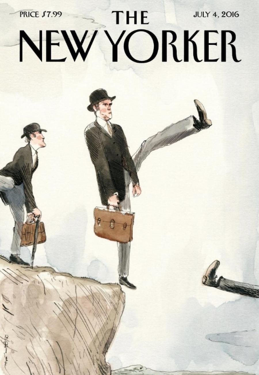 Inspiration: Læs det ikoniske magasin The New Yorker
