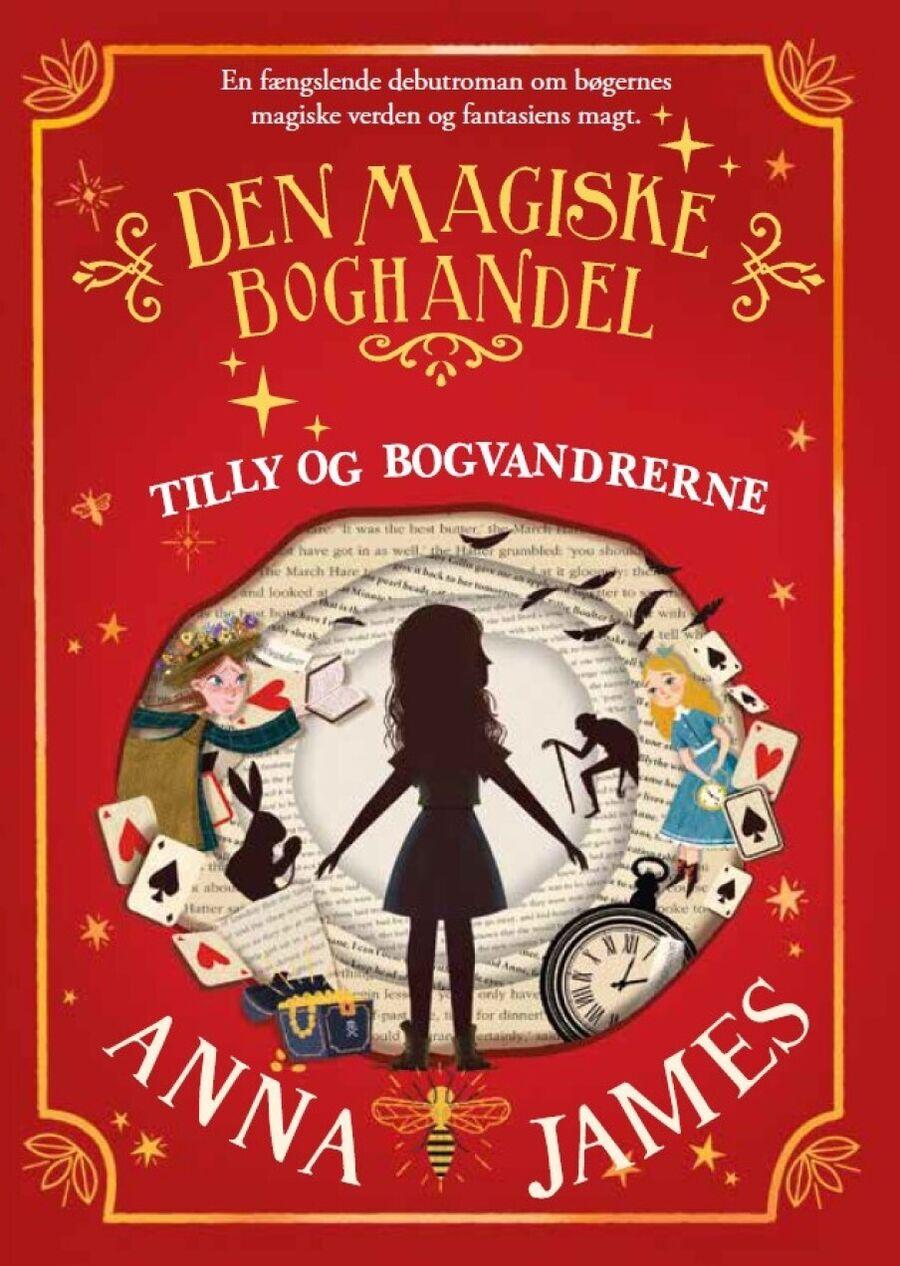 Ny serie for børn: Den magiske boghandel