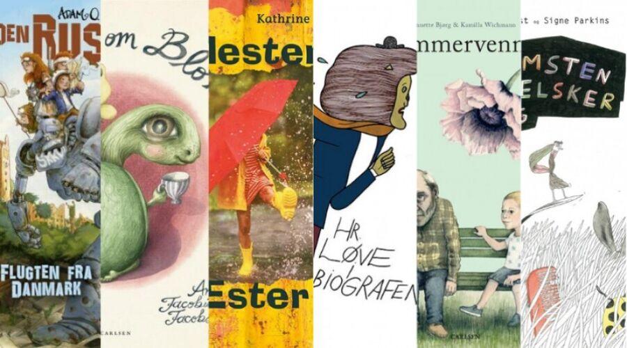 Kulturministeriets forfatter- og illustratorpris for børne- og ungdomsbøger