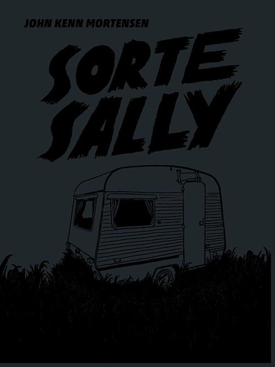Sorte Sally af John Kenn Mortensen