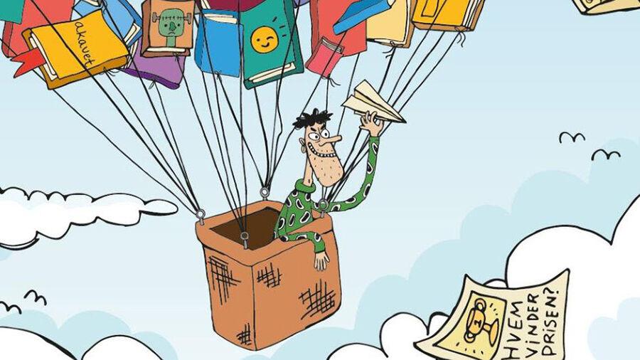 Orlas yndlingsbøger: Se børnenes yndlingsbøger!
