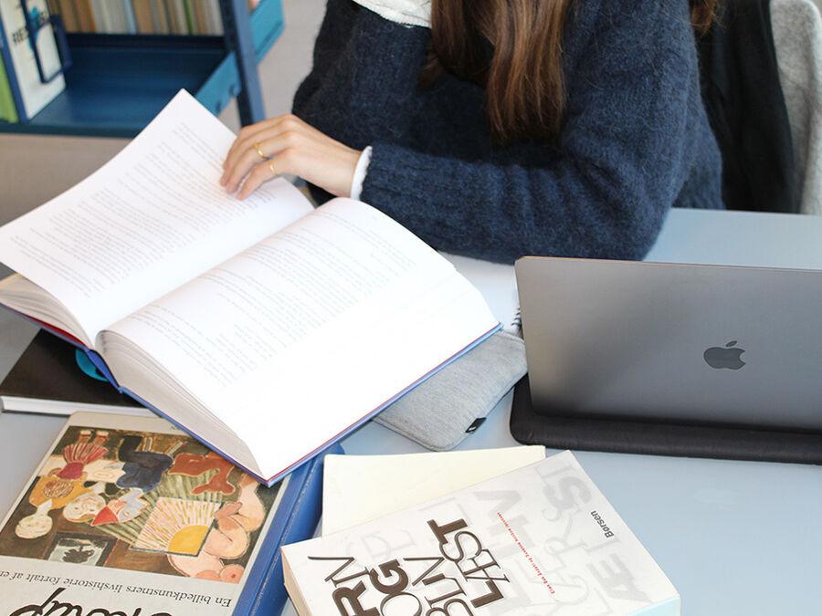 Skriver du opgave?