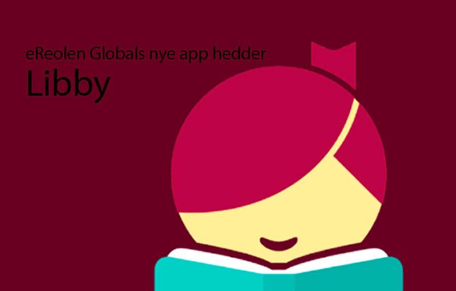 Læs og lyt på engelsk med eReolen Global
