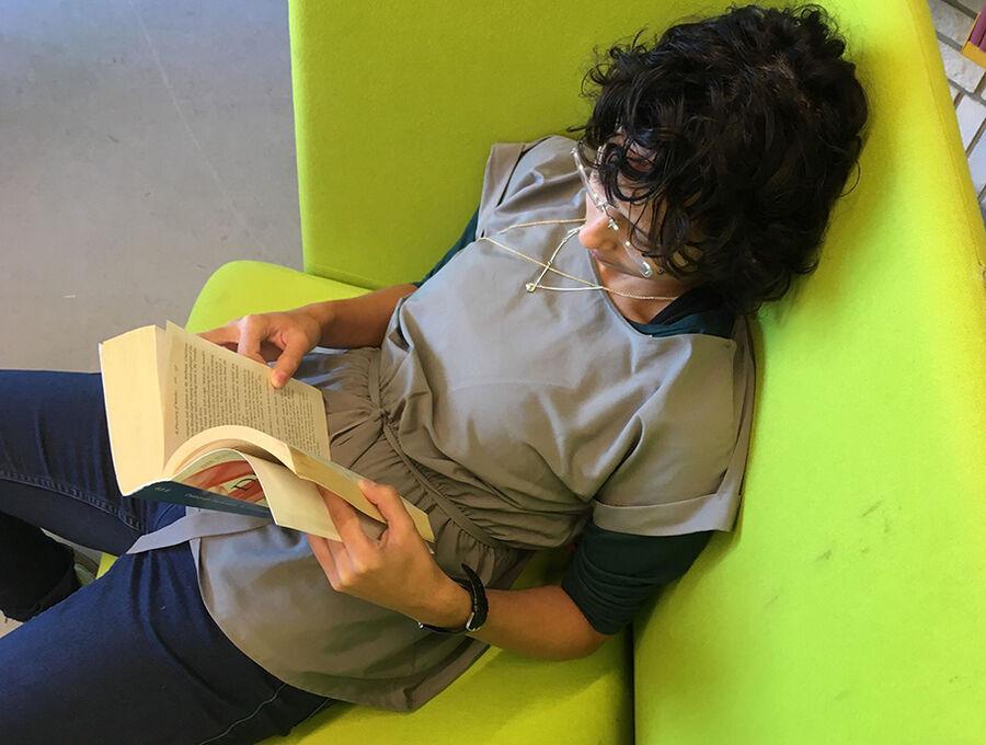 Læsning er magi -