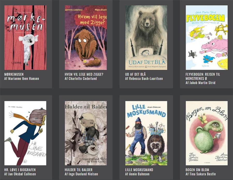 Årets bedste børnebøger
