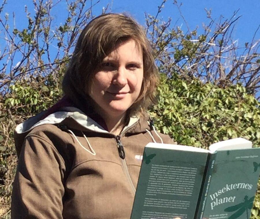 Vi inspirerer: Bibliotekar Franziska Hanspach elsker at læse på originalsproget