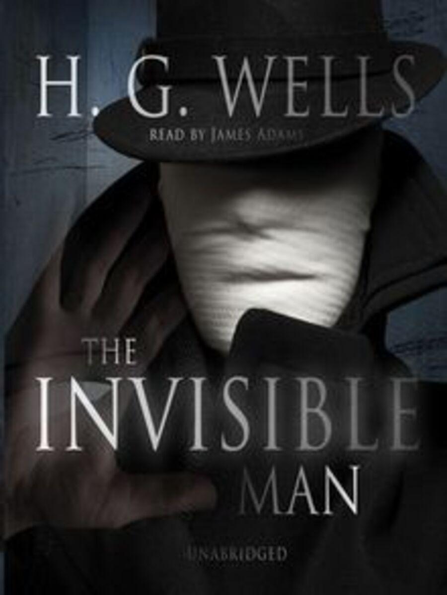 The invisible Man - lyt til en klassiker på eReolen Global