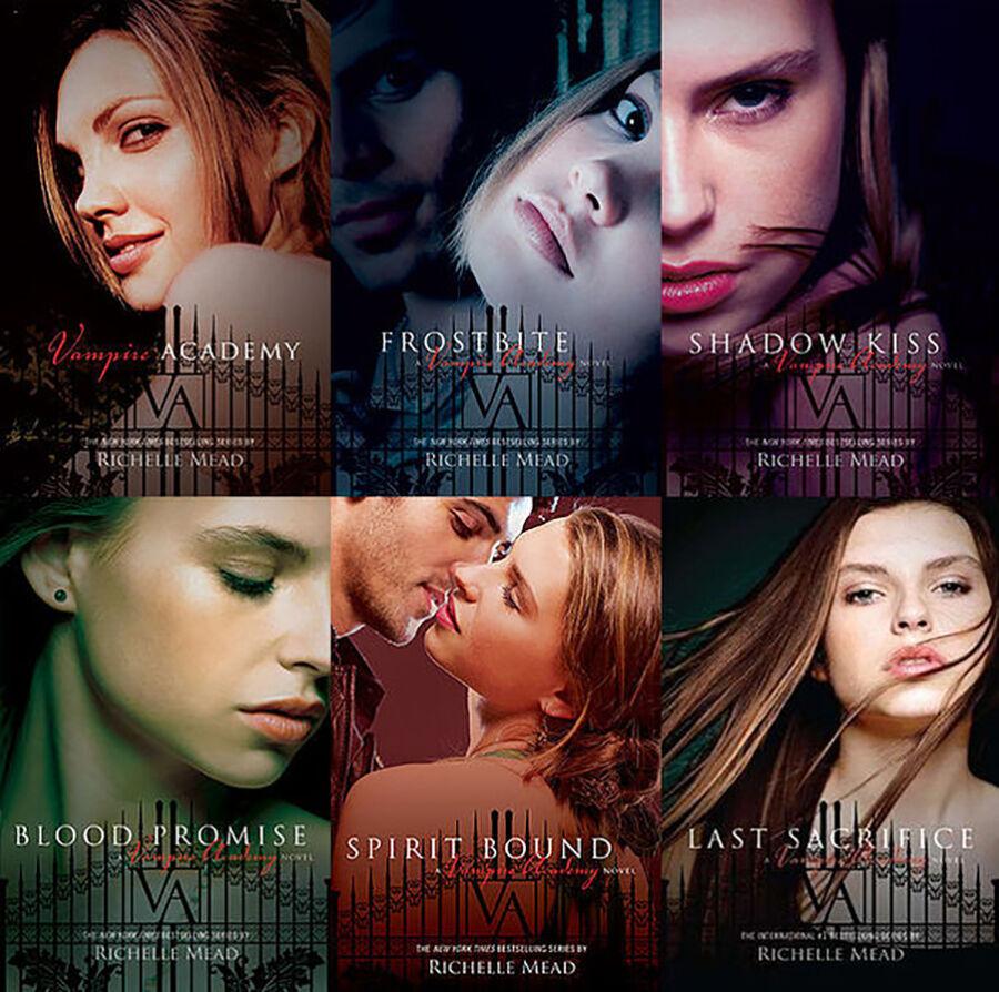 Er du bidt af Twilight? Så skal du da have fat i Vampyr-akademiet