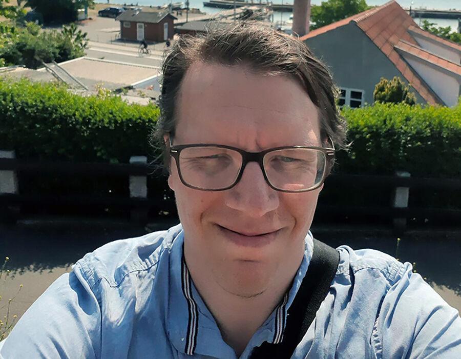 Vi inspirerer: Kenneth Bo Hansen elsker webcomics