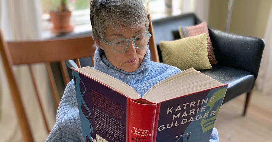 Vi inspirerer: Marie har læst Katrine Marie Guldagers nye roman 'Det samme og noget helt andet'
