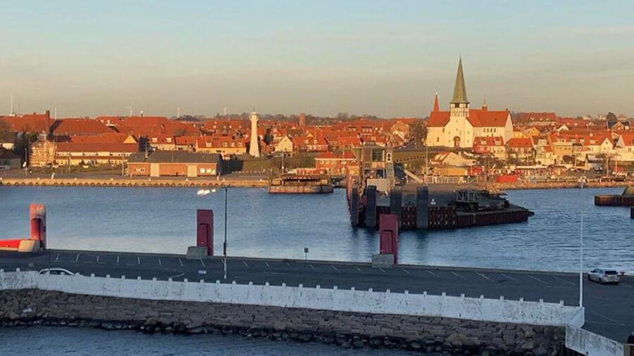 Vi inspirerer: Marie tog Bob med ombord, da hun sejlede til Køge forleden