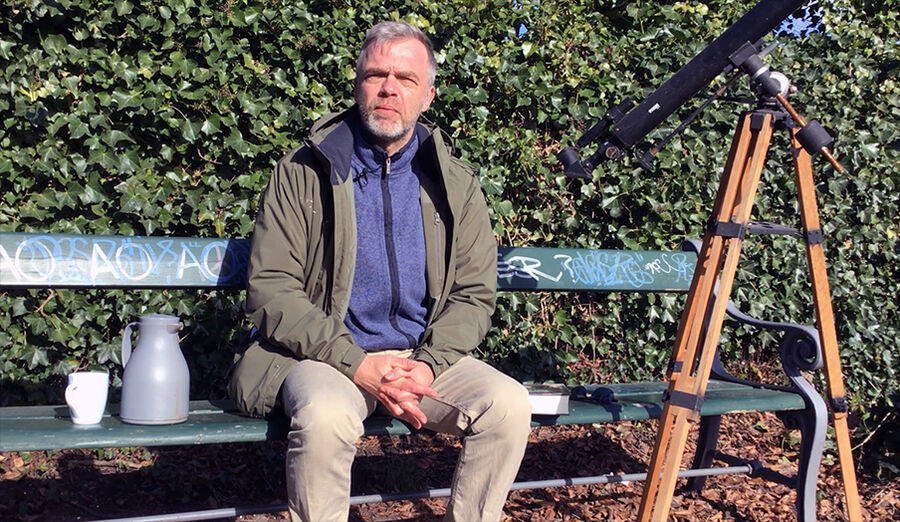 Vi anbefaler: Denne gang fortæller bibliotekar Michael Lauridsen om Knausgårds nye roman 'Morgenstjernen'