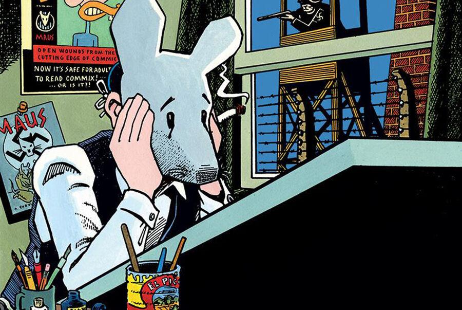 Dyk ned i genren graphic novels