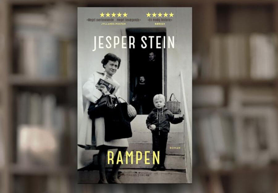 Noget der ligner 'Rampen' af Jesper Stein