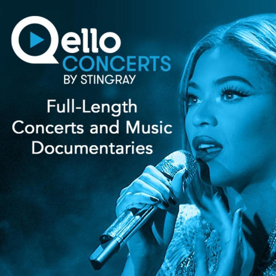 Inspiration: Nem og hurtig adgang til Qello Concerts