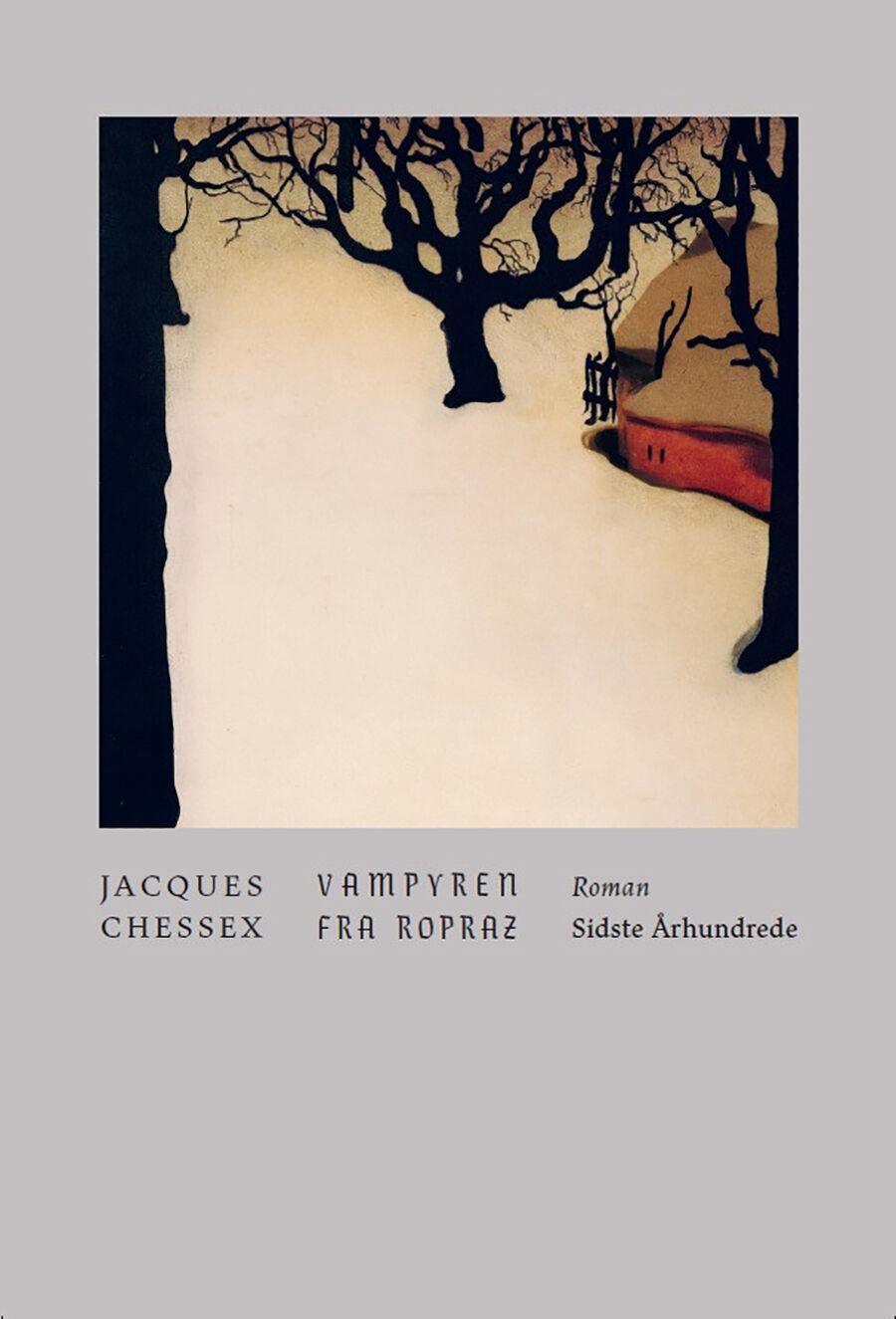 Franziska anbefaler tankevækkende bog om ondskab