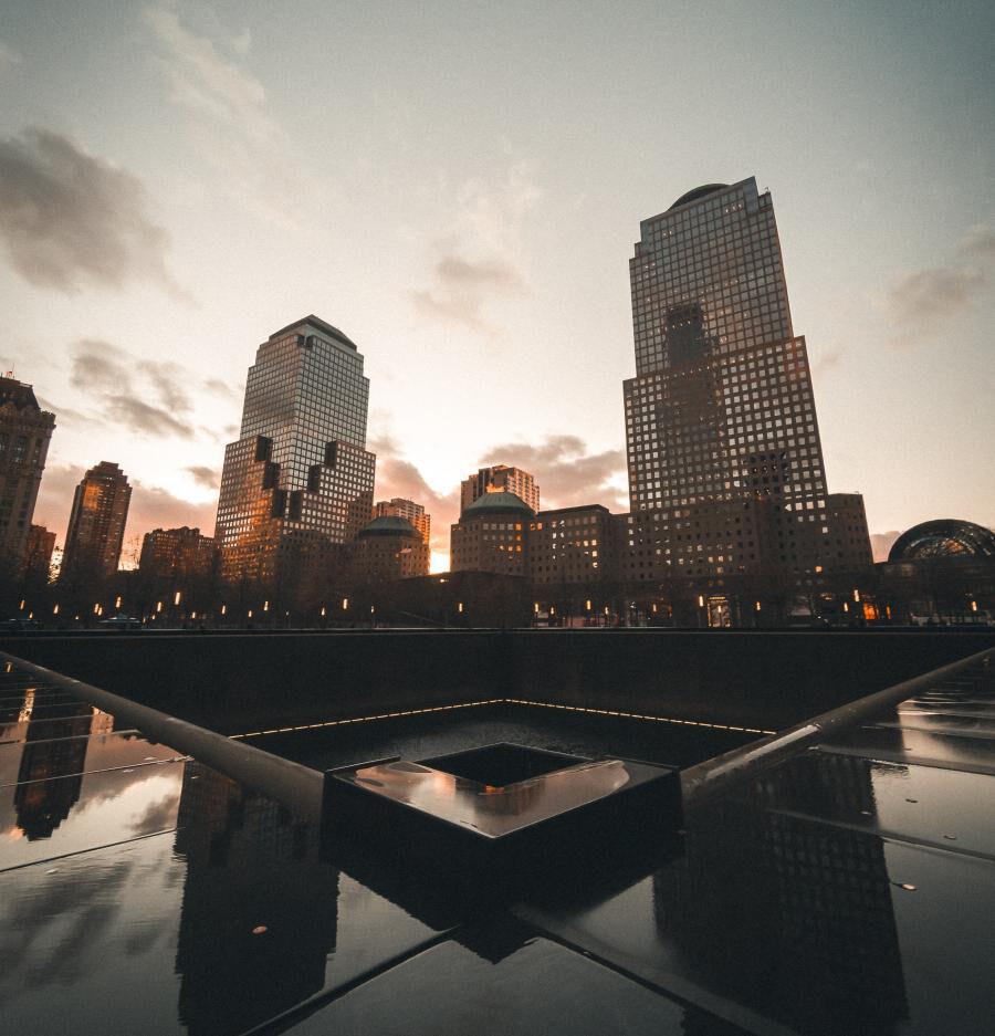 20 år efter 9/11
