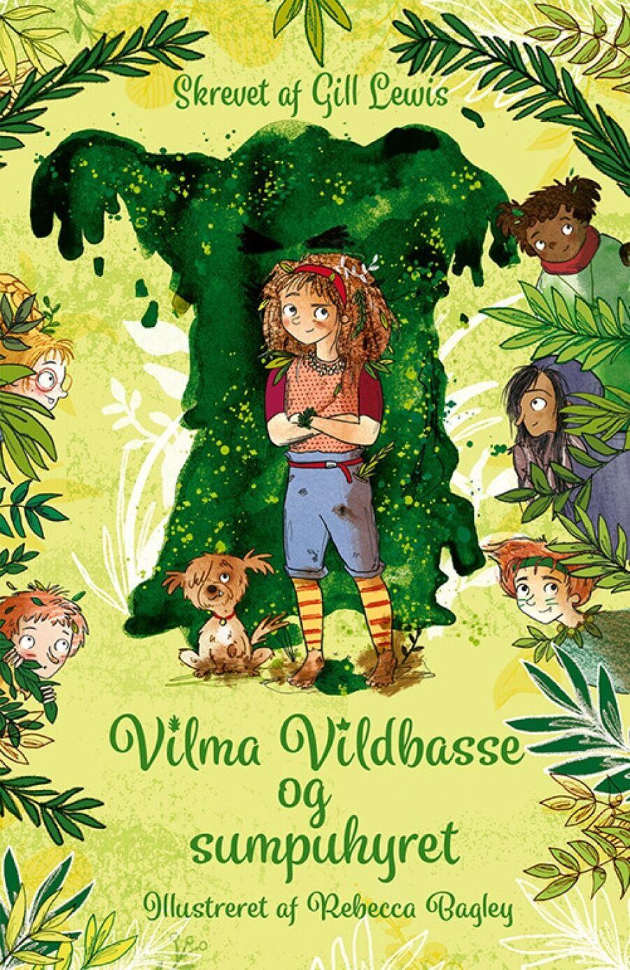 Vilma Vildbasse og sumpuhyret