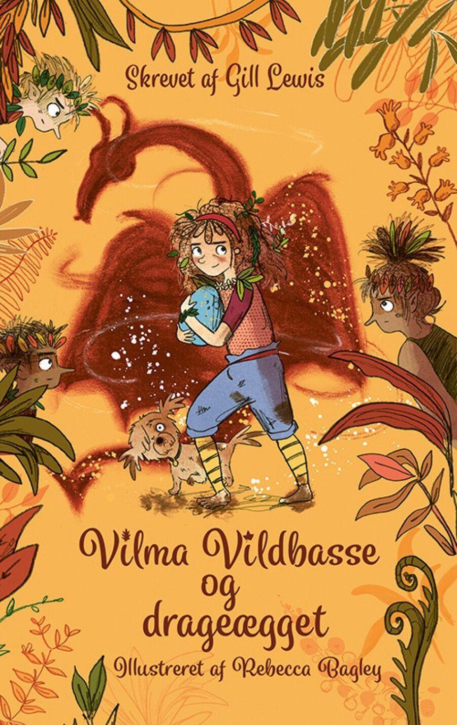Vilma Vildbasse og drageægget
