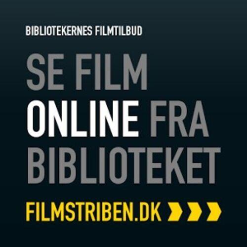Filmstriben - bibliotekernes filmtilbud