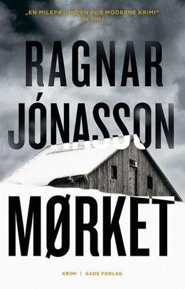 Ragnar Jónasson (f. 1976): Mørket : krimi
