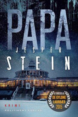 Jesper Stein: Papa : krimi