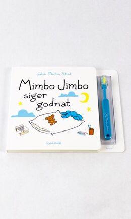 Jakob Martin Strid: Mimbo Jimbo siger godnat