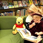 Læs højt med dit barn - vi hjælper med at finde de gode bøger!