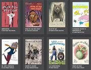 Et udvalg af de bedte bøger for børn og unge 2019