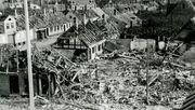 7. og 8. maj 1945 blev Rønne og Nexø bombet