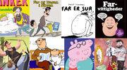 Fars dag - fokus på alle de fantastiske fædre i børn- og ungdomslitteraturen
