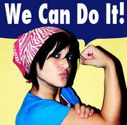 Kvindernes internationale kampdag: Stærke kvinder